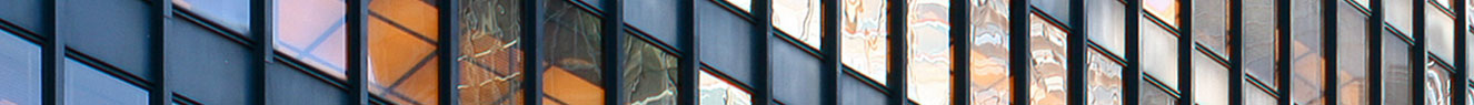 Decorative image of Seagram Building exterior