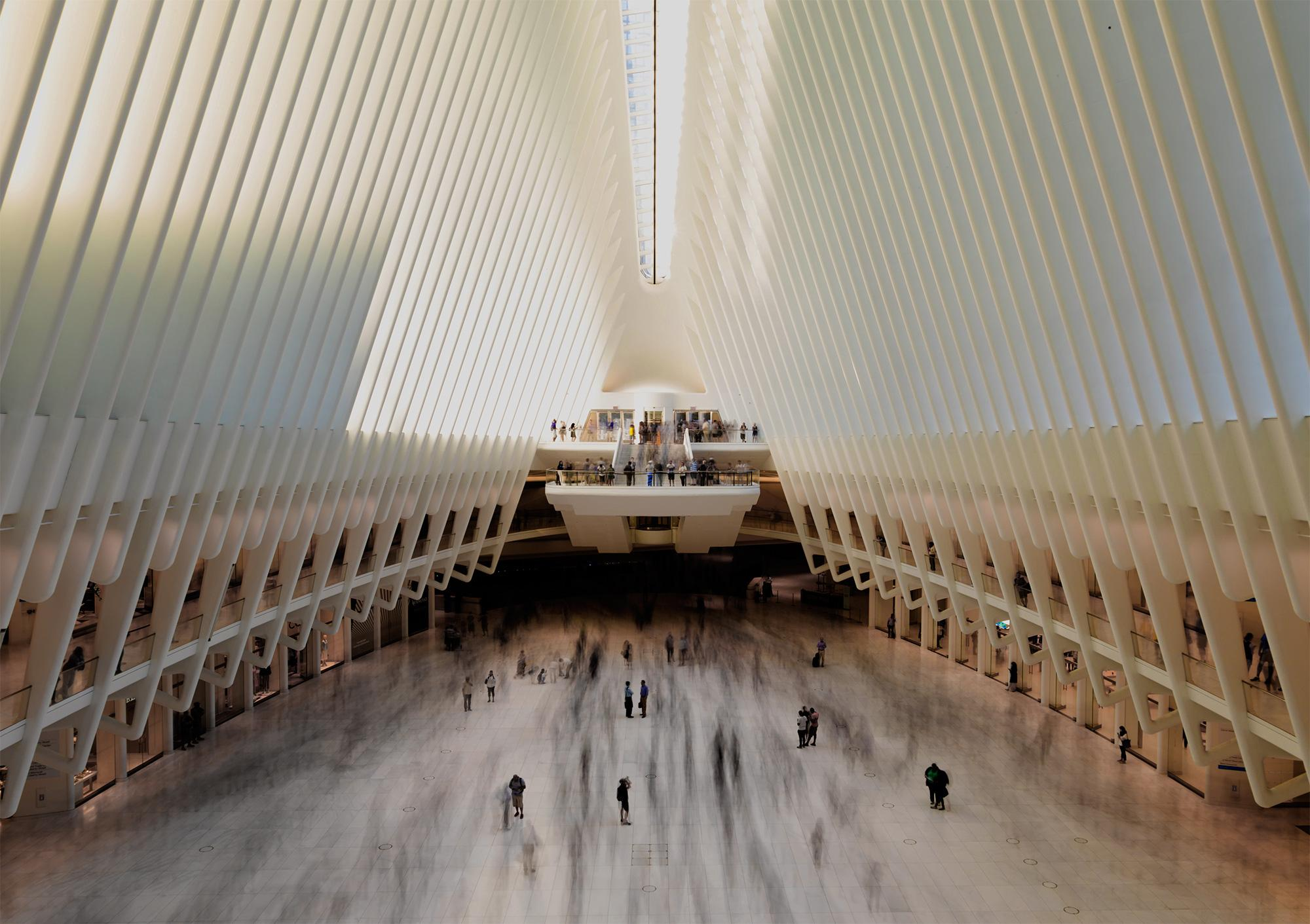 Oculus World Trade Center Transportation Hub