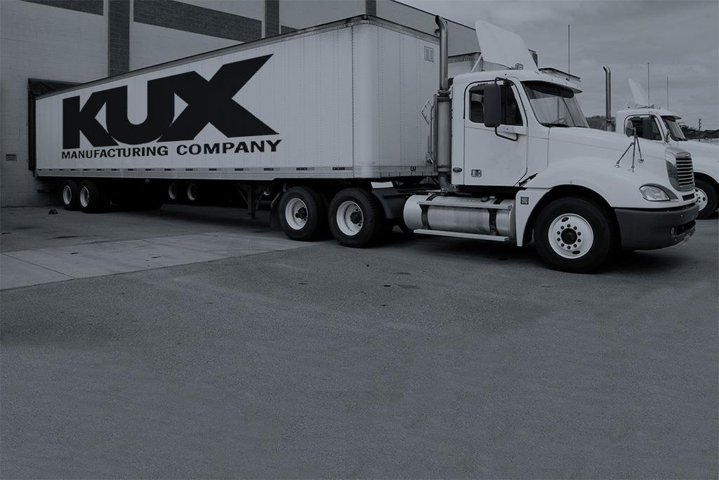 KUX Manufacturing Company semi-truck