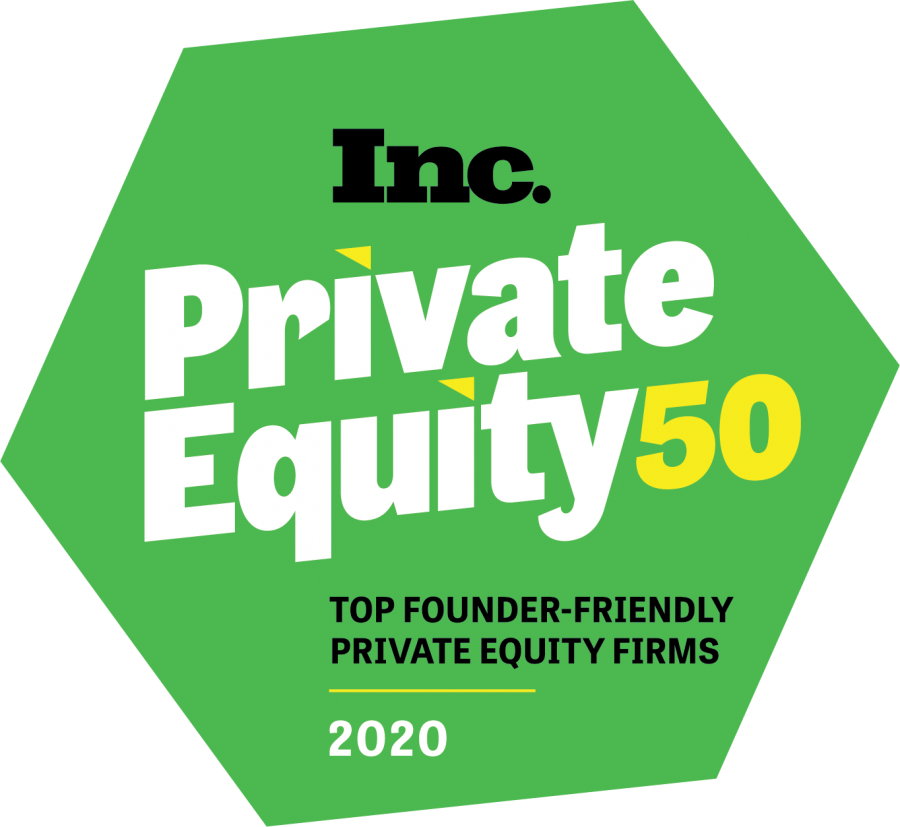 Inc Private Equity 50 logo.