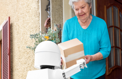 Can Robots Deliver the Goods?