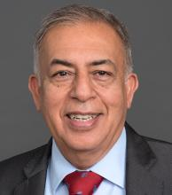 Portrait of Hemant Luthra