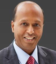 Portrait of Akhil Johri