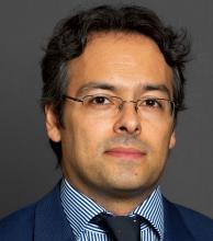 Portrait of Joao Margarido