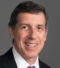 Portrait of Russell P. Fradin
