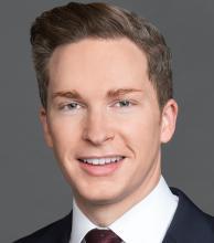 Portrait of Nathan Schray