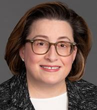 Portrait of Jennifer Strauss