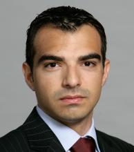 Portrait of Gregory Laï