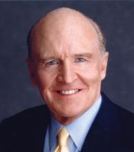 Portrait of John F. Welch, Jr.