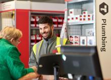 Wolseley employee and customer.