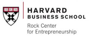 Harvard Business School - Rock Center for Entrepreneurship
