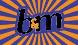 B&M Retail logo